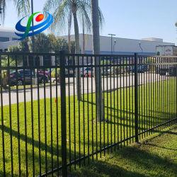 Los paneles de valla personalizada cercas Palisade de buena calidad