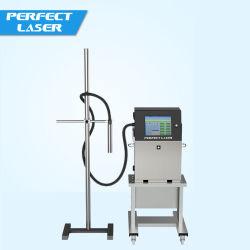 Venta caliente de la impresora de inyección de tinta de inyección de tinta industrial Precio máquina de impresión de códigos de barras