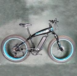 26 pouces vélo électrique 750W 48V Electric City vélo Affichage LCD 7 vitesses Batterie au Lithium de 80 % de graisses Pre-Assembled Vélo de Montagne des pneus