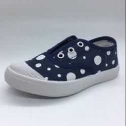 تصميم جديد للأطفال أحذية قماش مسطحة غير رسمية مع مخصص (HH19107-5)