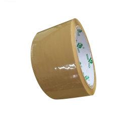 Forte nastro resistente 66m dell'imballaggio di sigillamento della casella del Brown di resistenza alla trazione di Bomei