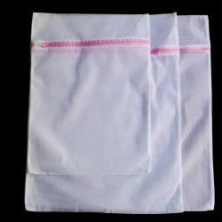 Высокое Качество полиэфирной сетки молнией прачечная сумки нижнее белье стеклоомыватели сумки