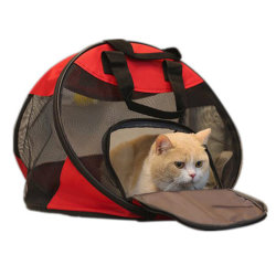 Soft chiot Portable chien chat fourre-tout transporteur de la Caisse de chambre Kennel Cage Pet Sac de voyage