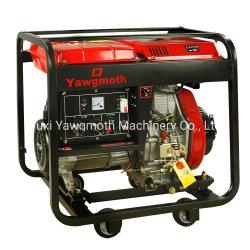 3.3Kw Phase unique type de châssis ouvert diesel générateur électrique portable