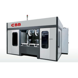 ماكينة تلميع بالمحزلتين CNC للأنابيب المعدنية/قطع الألومنيوم/المقابض/الأنابيب المستديرة