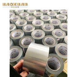 Isolant renforcé de fibre de verre hydrophobe 80 microns Bande d'aluminium