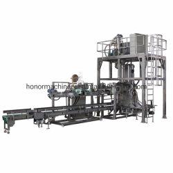 Polvere automatica di prodotto chimico alimentare del PLC che pesa macchina imballatrice impaccante di riempimento
