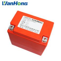 12V 6 Ah Pack de Batterie LiFePO4/de longue durée de service LiFePO4 12V 5 Ah à partir de la batterie de voiture/ Jump Start Batterie/Batterie lithium-ion
