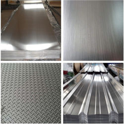 Щетка декоративного тиснения алюминиевую пластину с покрытием из полированного анодированного алюминиевого листа наружного зеркала заднего вида (1100,2011,2014,2024,3003,5052,5083,5086,6061,6063,6082,7005,7075)