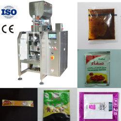 Automatische Tahini zähflüssige Produkt-Margarine-Buttergele, die Dichtungs-Verpackungsmaschine-Shampoo-flüssige füllende Geräten-Sirup-Füllmaschine füllen