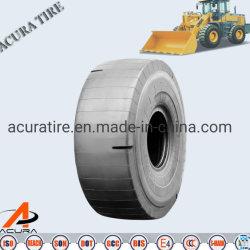 Barato chineses Radial viés de Nylon off pneus de estrada OTR Escavadeira de pá carregadeira Buldozer Mineração Porta Motoniveladora Motoniveladora Pneu Pneu (17,5R25 20,5 r25 23,5R25 26,5R25 29,5R25 18.00-33)