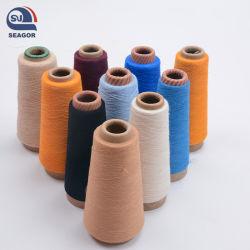 Molti colori poliestere Carpet filato per maglieria Carpet