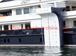 Opblaasbare drijvende water rotswand voor Yacht