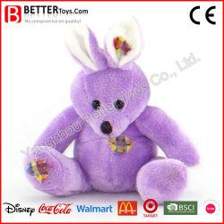 Fr71 animal en peluche un jouet en peluche Patch Bunny lapin doux