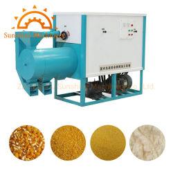 ماكينة صنع الذرة 500 كجم/H تقشير الذرة الطرية