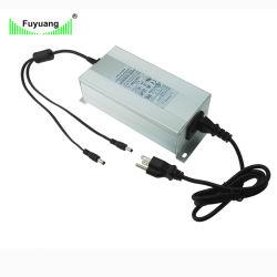 Fy2408000 AC gelijkstroom van het Geval van het Aluminium de Levering van de Macht van de ElektroApparatuur 24VDC 8A