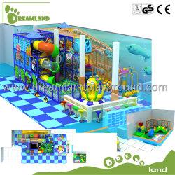 ملعب للأطفال داخلي عالي الجودة معدات لعب داخلية للأطفال مجموعة اللعب الداخلي