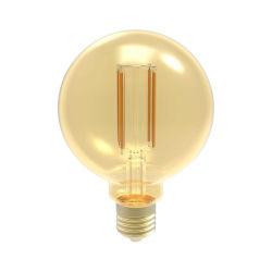 CE UL Saso Warm White Vintage g95 2W-8W E27 Global 장식용 홈 & 용 중국에서 만든 LED 필라멘트 전구 최고의 유통업체 공장에서 제공하는 비즈니스 실내 조명