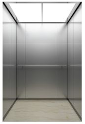 Chinesische Günstige kleine 320kg Villa Lift Home Aufzug für 3 Personen