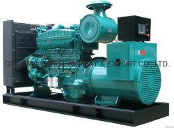Cominho S NT855-GA 250kw Standby 254kw Grupo Gerador eléctrico 100% Cooper silenciosa do Alternador do conjunto de geradores a diesel do gerador de energia móvel com o Sistema de Controlo Automático