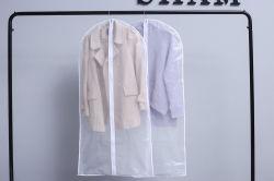 PEVA прозрачный пакет одежды Одежда костюм куртка кофта свитер крышки