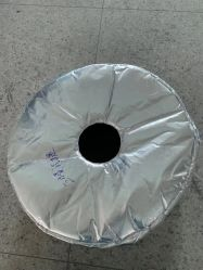 Tampa de Isolamento removível redondo para tubo/Válvula