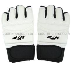 Taekwondo 手袋を梱包した OEM ホットセール PU