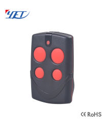 Útil 433MHz clonagem eléctrico porta Universal Controle Remoto de Garagem chave fob