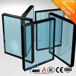 Cristal térmico/Low-E//templado tintado y recubierto de vidrio hueco/UGI/vidrio doble acristalamiento