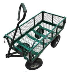 Vagão de dobragem de quatro rodas as crianças do bebé Kids Garden carrinhos de ferramenta