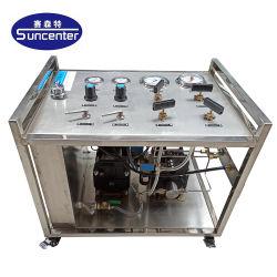 Suncenter пневматический насос для жидкости под давлением жидкости/химического/воды жидкого масла/заправка машины с более высокой скоростью служит