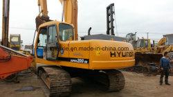 Escavatore utilizzato della Hyundai Robex 200 dell'escavatore del cingolo della Hyundai da vendere