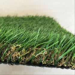 Künstliche Gras-Matten-Ausgangsinnendekoration