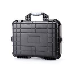 Personalizado de plástico duro Estuche estanco al agua para el equipo de instrumento almacenar