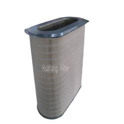 Filtro dell'aria caldo della cartuccia del collettore di polveri del fumo di saldatura di vendita
