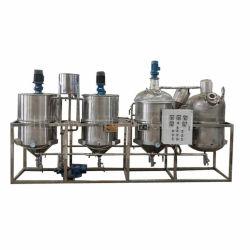 MiniEdelstahl-Erdölraffinerie mit Desodorierung