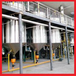 L'huile comestible Processus de raffinage pour l'eau Degumming