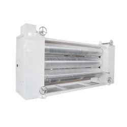 Rodillo de calentamiento no tejido de la máquina de planchar