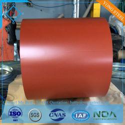 Цвет PPGL PPGI покрытием Aluzinc Gavalume Prepainted оцинкованного стального листа крыши катушки