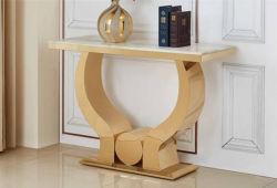 Cassetto Dresser tavolo Casa moderna arredamento Louis Design tavolo vetro Tavolo da pranzo superiore