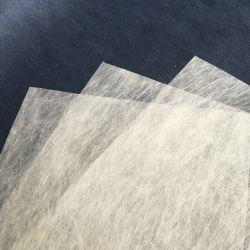 De in het groot Stof van de Zekering van de Polyester van 100% Hete Niet-geweven Interlining