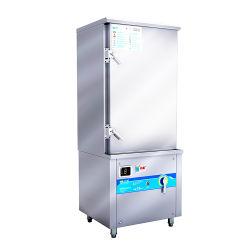Het commerciële Kooktoestel van de Rijst van het Roestvrij staal Elektrische voor Fabriek