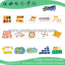 Giocattolo di Montessori di conoscenza di vita quotidiana da vendere (HC-243-1)