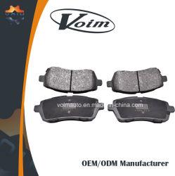 A Ford Mazda Travões de disco dianteiros de carro das pastilhas pastilhas de travão Gdb1583 Gdb1939 para a Volvo Ford
