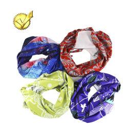 Algodão personalizada lenço perfeita para os homens do bocal do tubo de fole Bandana