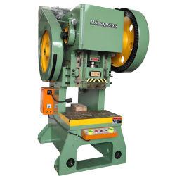 J23 Socos de metal e máquina de prensas mecânicas ou Furos