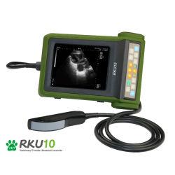 Veterinaire Laptop van de Ultrasone klank van het Paard van de koe Handbediende Veterinaire Ultrasone klank/Apparatuur Eco