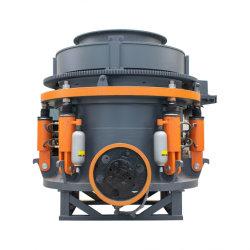 Frantoio idraulico del cono del cilindro multiplo per estrazione mineraria del rame/ferro/oro/nichelio che schiaccia pianta