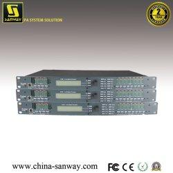 프로티 4.8sp 애시리 디지털 음향 처리기, PA 라인 어레이 스피커 시스템 프로세서