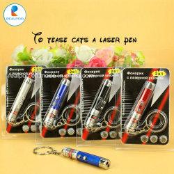 Cat Jouet Jouet pour animaux de compagnie d'éclairage LED Outil de formation Pointeur Laser
